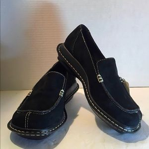 Women's Passports Style Great Leather Upper Shoes